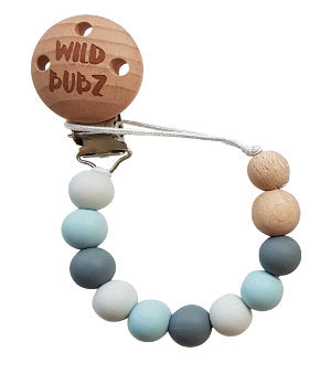 WILD BUBZ® Fade Pop Dummy Clips ★★★★★