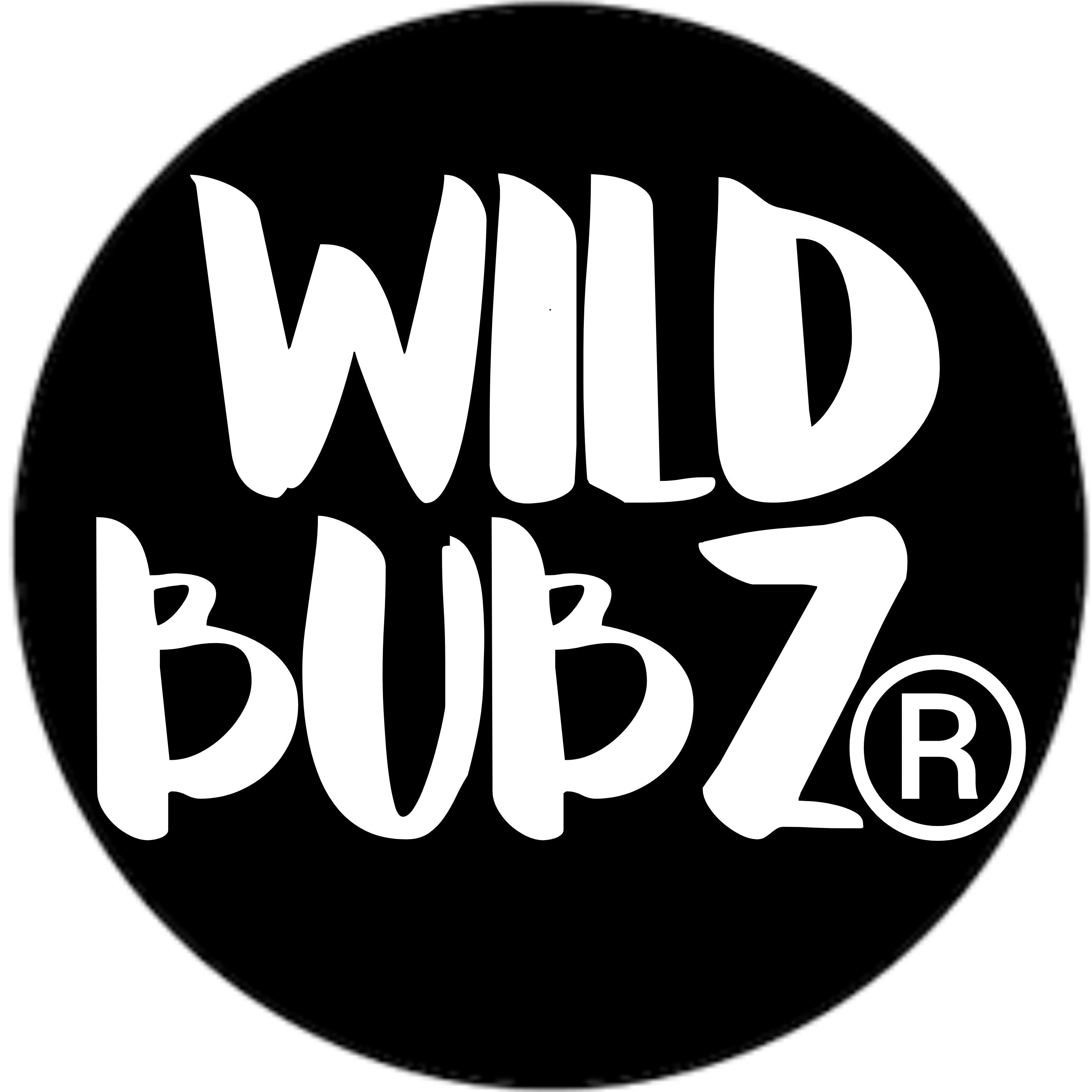 WILD BUBZ® Personalised Nature Ring Rattle Teething Toy ★★★★★
