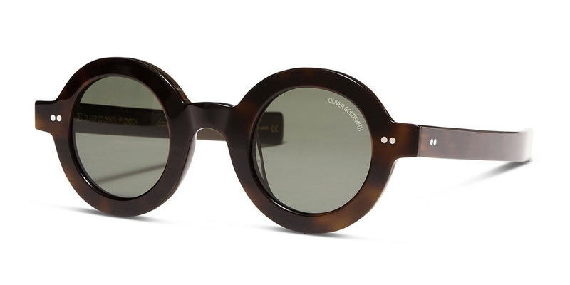 Oliver Goldsmith 1930s Dark Tortoise