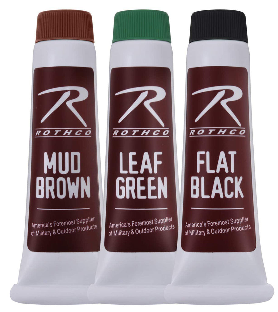 Camouflage Face Paint Creme