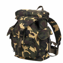 Load image into Gallery viewer, Canvas Outdoorsman Rucksack