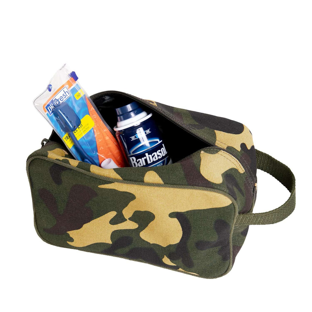 Canvas Travel Kit