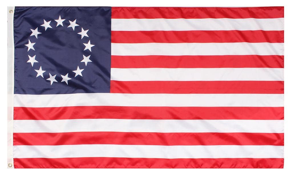 Rothco Colonial Betsy Ross Flag / 3' X 5'
