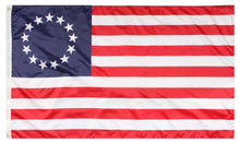 Load image into Gallery viewer, Rothco Colonial Betsy Ross Flag / 3' X 5'