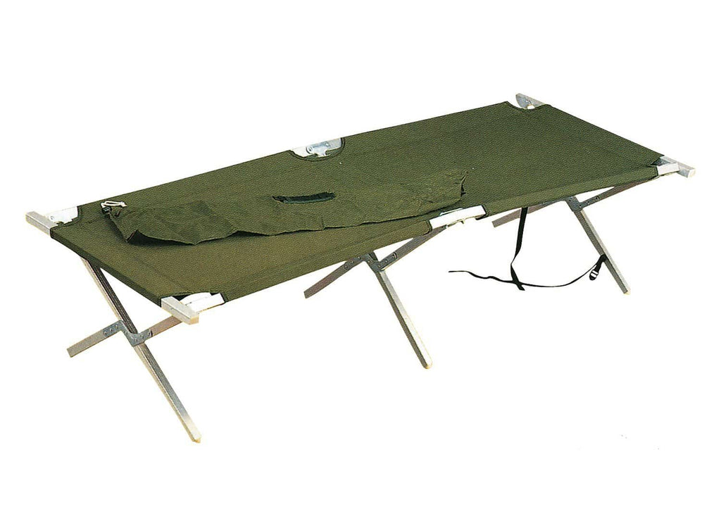 G.I. Type  Aluminum Folding Cot