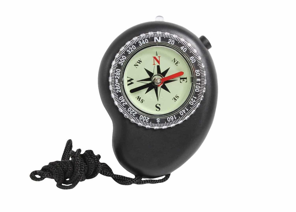 LED Compass with Lanyard