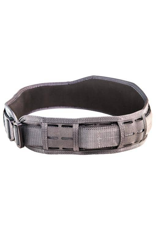 Laser Slim Grip Slotted Padded Belt