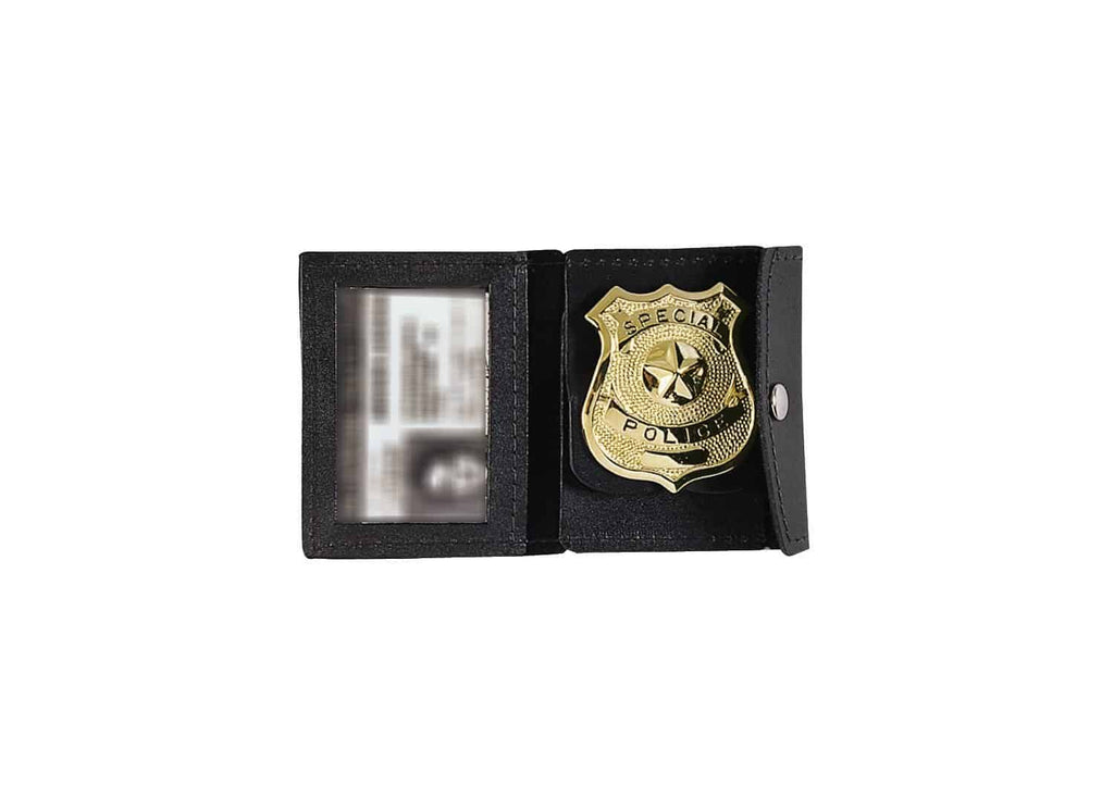 Rothco Leather ID Badge Holder