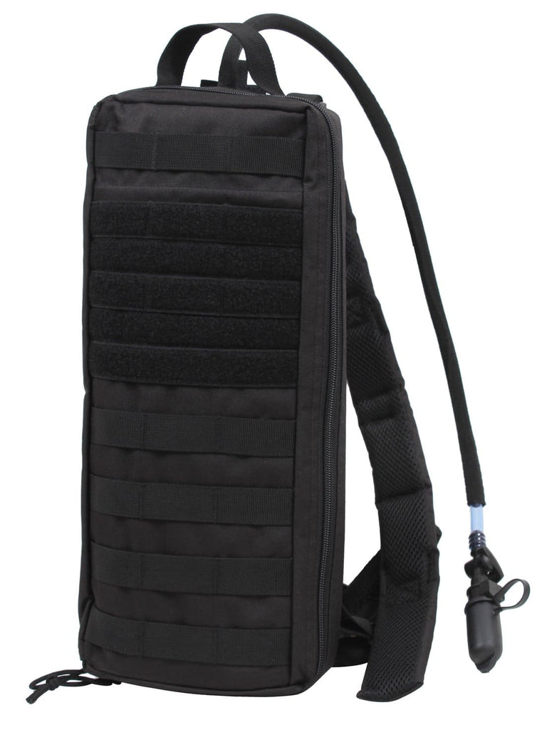 MOLLE Attachable Hydration Pack without Bladder