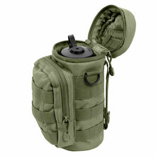 Load image into Gallery viewer, MOLLE Compatible Water Bottle Pouch
