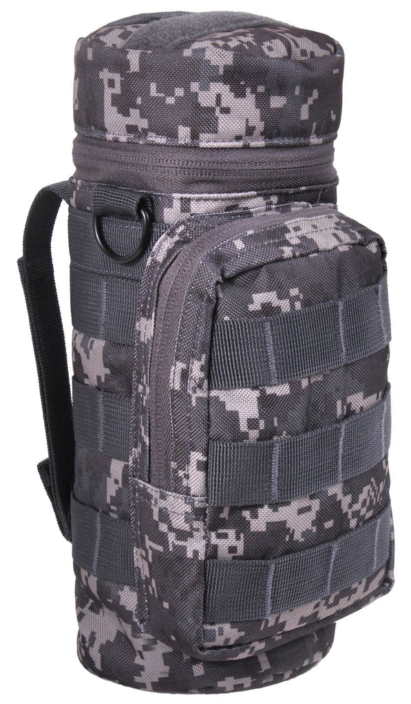 MOLLE Compatible Water Bottle Pouch