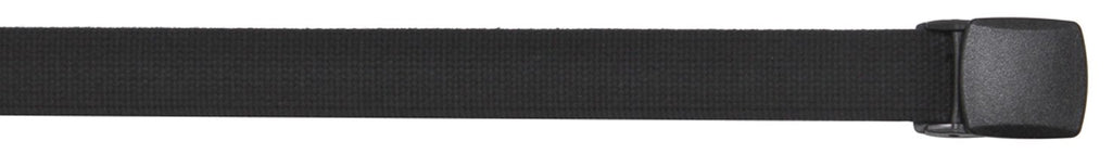 Military Plastic Buckle Web Belt - 54 Inch