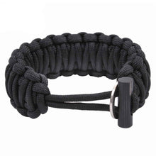 Load image into Gallery viewer, Paracord Bracelet With Fire Starter