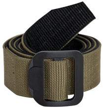 Load image into Gallery viewer, Reversible Airport Friendly Riggers Belt - Black / Coyote