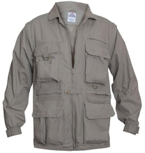 Load image into Gallery viewer, Rothco Convertible Safari Jacket