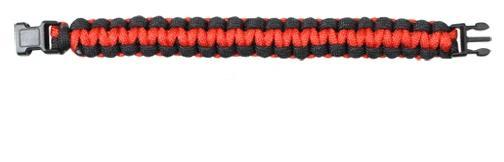 Thin Red Line Paracord Bracelet