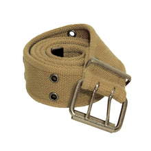 Load image into Gallery viewer, Vintage Double Prong Buckle Belt