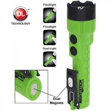 Load image into Gallery viewer, X-Series Dual-Light Flashlight w/Dual Magnets - 3 AA