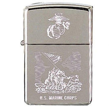 Load image into Gallery viewer, Zippo U.S. Marine Corps Lighter