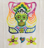 Flour Sack Towel - Day Of The Dead