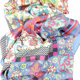 European Style Mulberry Silk Scarf