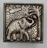 Box - Metal Elephant