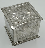 Box - Mexican Tin