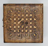 Box - Carved Wood