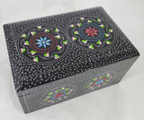 Box - Carved Stone Box