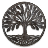 Haitian Steel Drum Travelers Tree