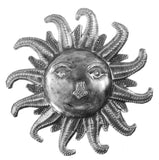Haitian Steel Drum Art Small Sun