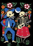 Day Of The Dead T-Shirt - Fandango Short Sleeved