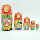 Russian Nesting Doll - Little Red Riding Hood
