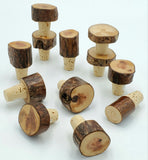 Redwood Branch Wine Bottle Stoppers