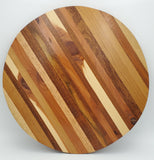 Hardwood Lazy Susan
