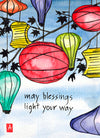 Makino Studios Card - Blessings