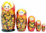 Large Russian Nesting Doll