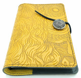 Leather Journal - Van Gogh