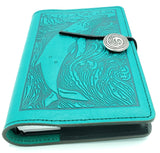 Leather Journal - Whale