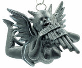 Black Clay Dance of the Devils Ornament