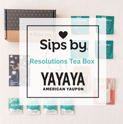 YAYAYA American Yaupon & Sips By Tea Box!
