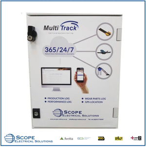 Multitrack Modem Kit & Control Box