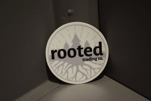 Original rooted Sticker (Color Options)