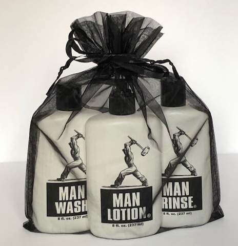 Man Sac™ - The Three Sac Man Rinse