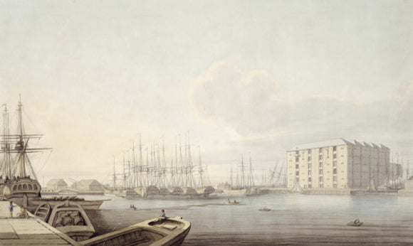 Commercial Dock: 1830