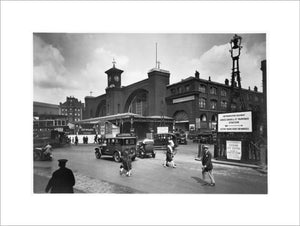 King's Cross Station: 20th century