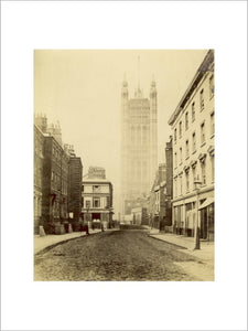 Victoria Tower from the South, c.1867