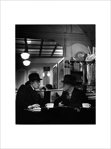 Charing Cross Cafe, Charing Cross Road, c 1935