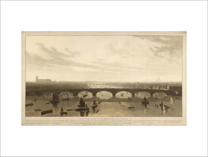 Vauxhall Bridge; 1810