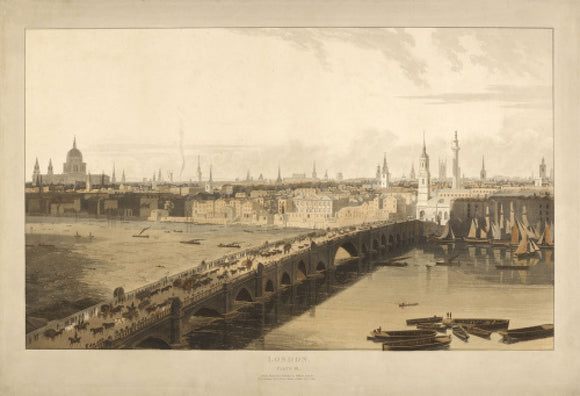 London Bridge; 1804